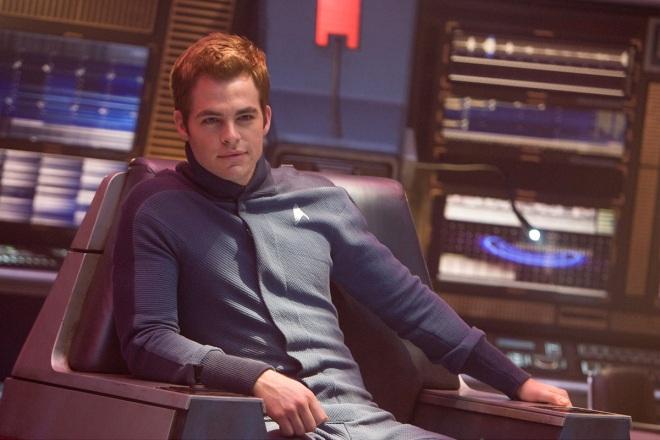 Captain James Tiberius Kirk - Star Trek