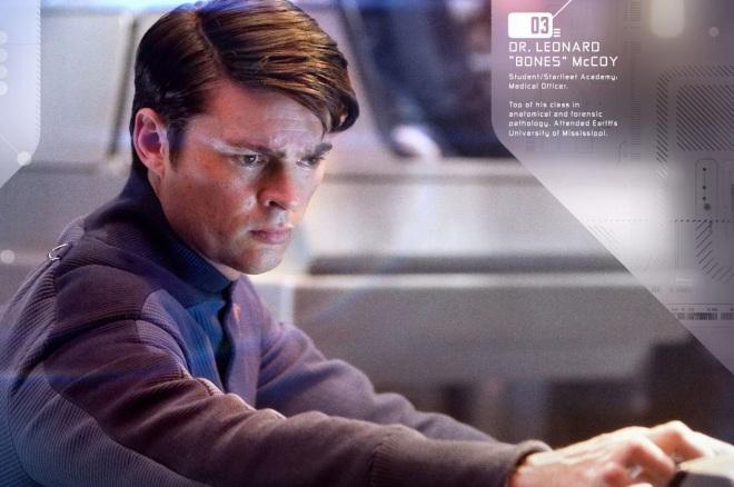 Dr. Leonard McCoy - Star Trek