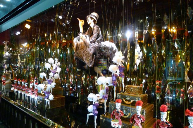 jimmy020113-París en navidad - Galerias Lafayette 1