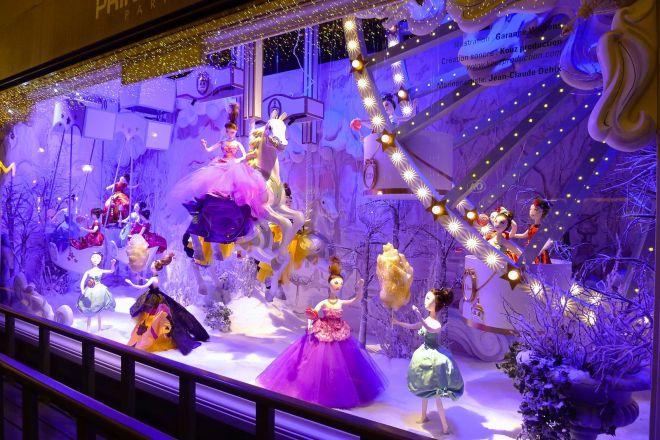 jimmy020113-París en navidad - Galerias Lafayette 2