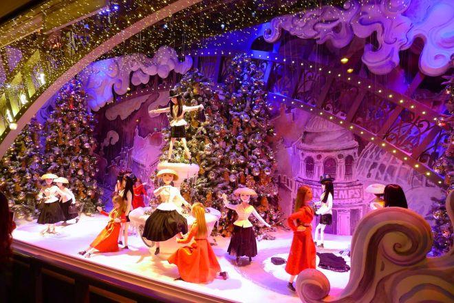 jimmy020113-París en navidad - Galerias Lafayette 5