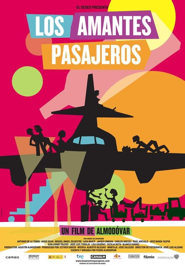 jimmy180313-los amantes pasajeros - cartel