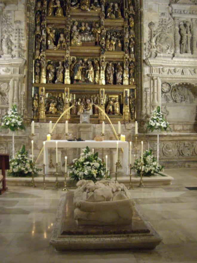 jimmy220313-semana santa burgos - monumentos - san gil01