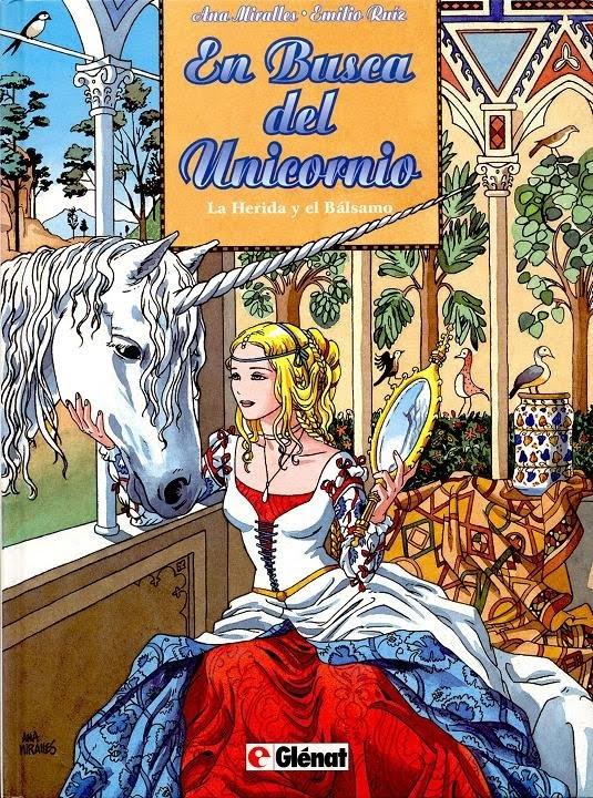 jimmy300414-En busca del Unicornio comic