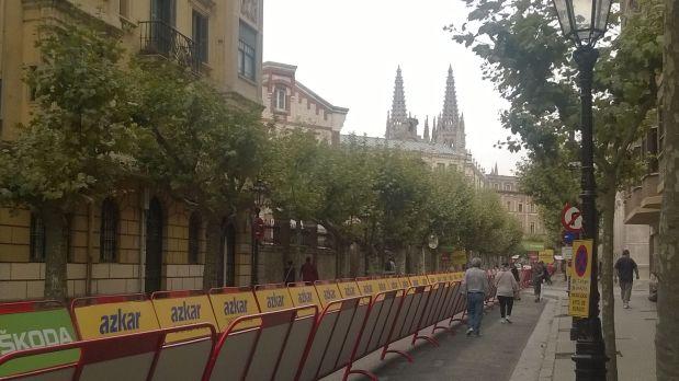 Burgos y la Vuelta aEspaña.